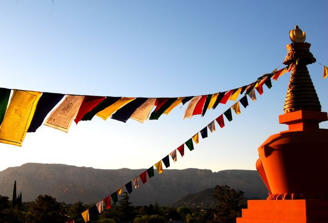 Sedona Yoga Festival & Amitabha Stupa