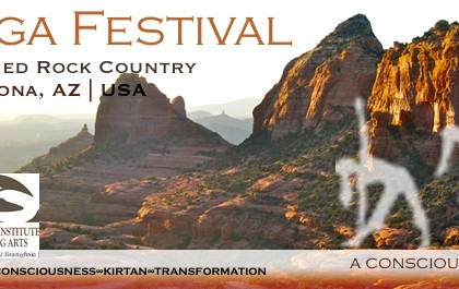2nd Annual Sedona Yoga Festival 2014 Call for Presenters