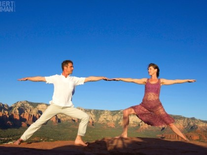 Nothing to fear here: 5 Reasons SYF is the PERFECT 1st Yoga Experience