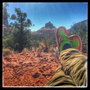 shoes in sedona