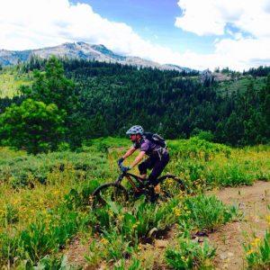 Albert Flynn DeSilver mtn bike