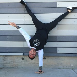 Anton upside down