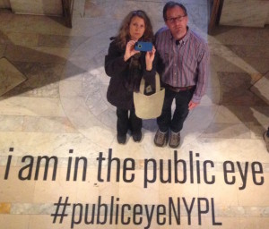 i am in the public eye - Albert Flynn DeSilver