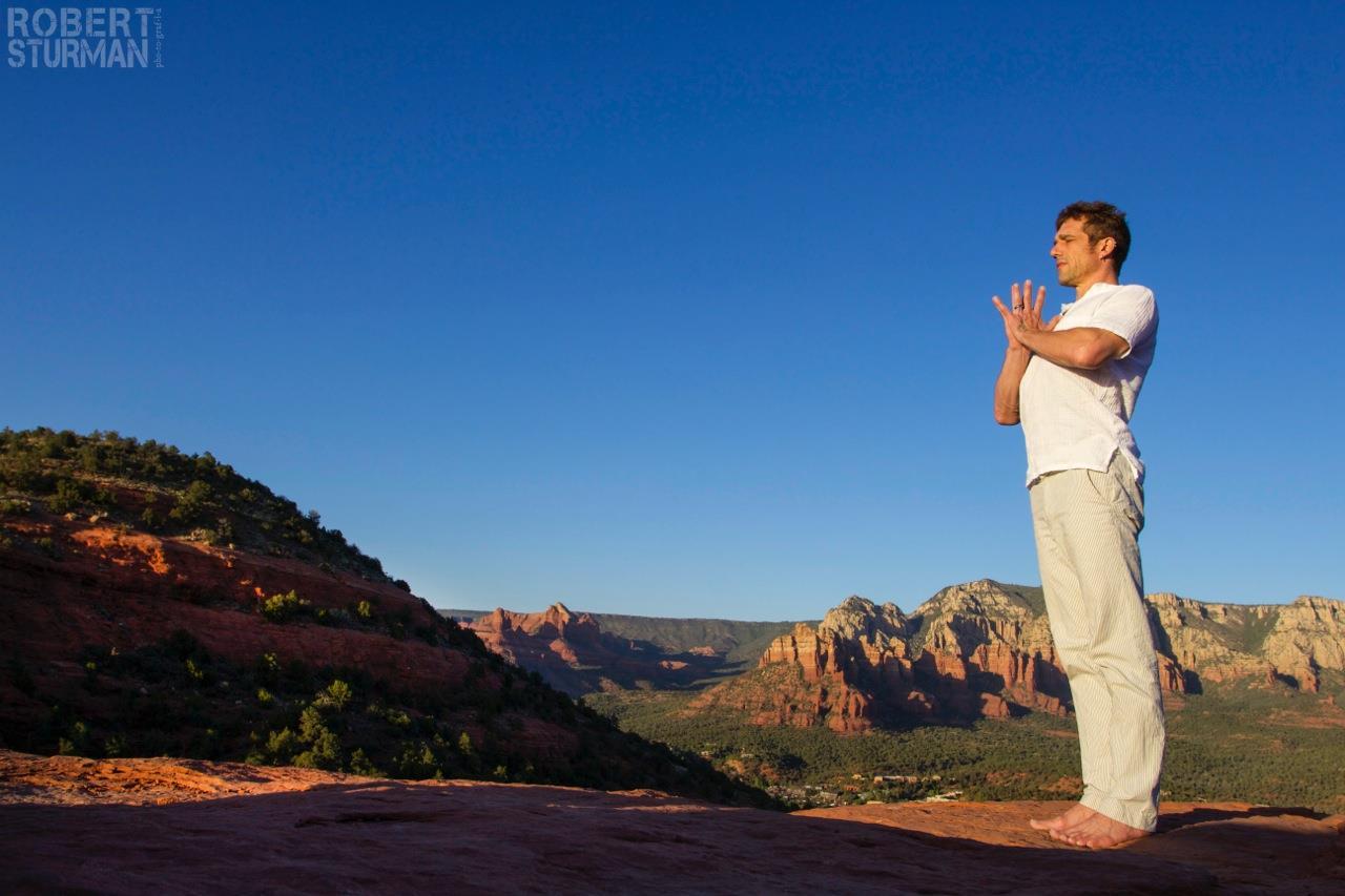 Yoga is the healing balm…