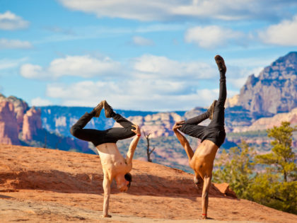 What happens at Sedona Yoga Festival? What can you expect?