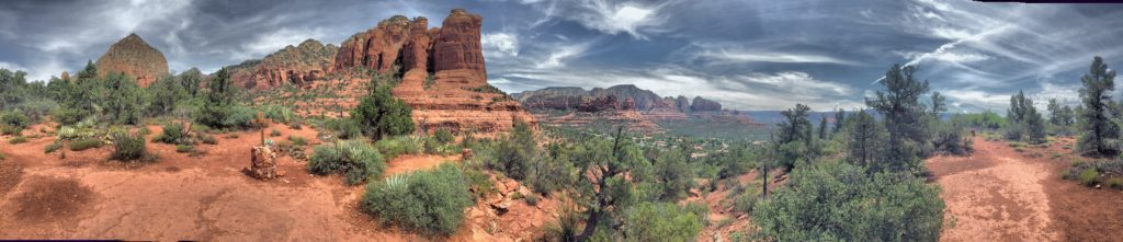 sedona home of one of the top yoga festivals in the world