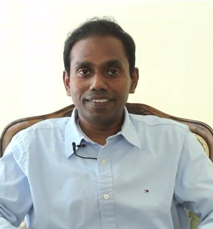 Sundar Balasubramanian