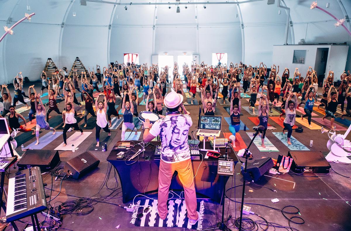 yoga music Archives • Sedona Yoga Festival