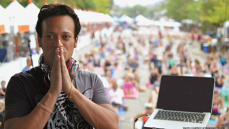 What is Yoga Music? An Insightful look & FREE MUSIC DOWNLOAD from DJ TAZ
