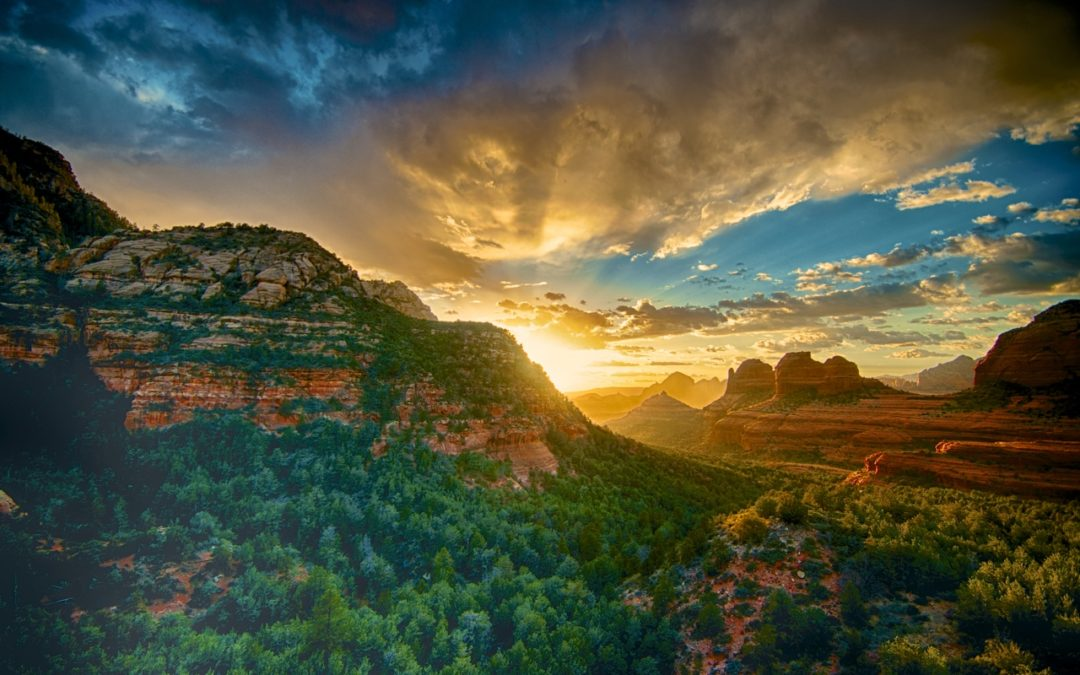 You're Invited, to the 2017 Sedona Yoga Festival