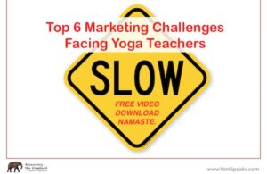 yoga marketing