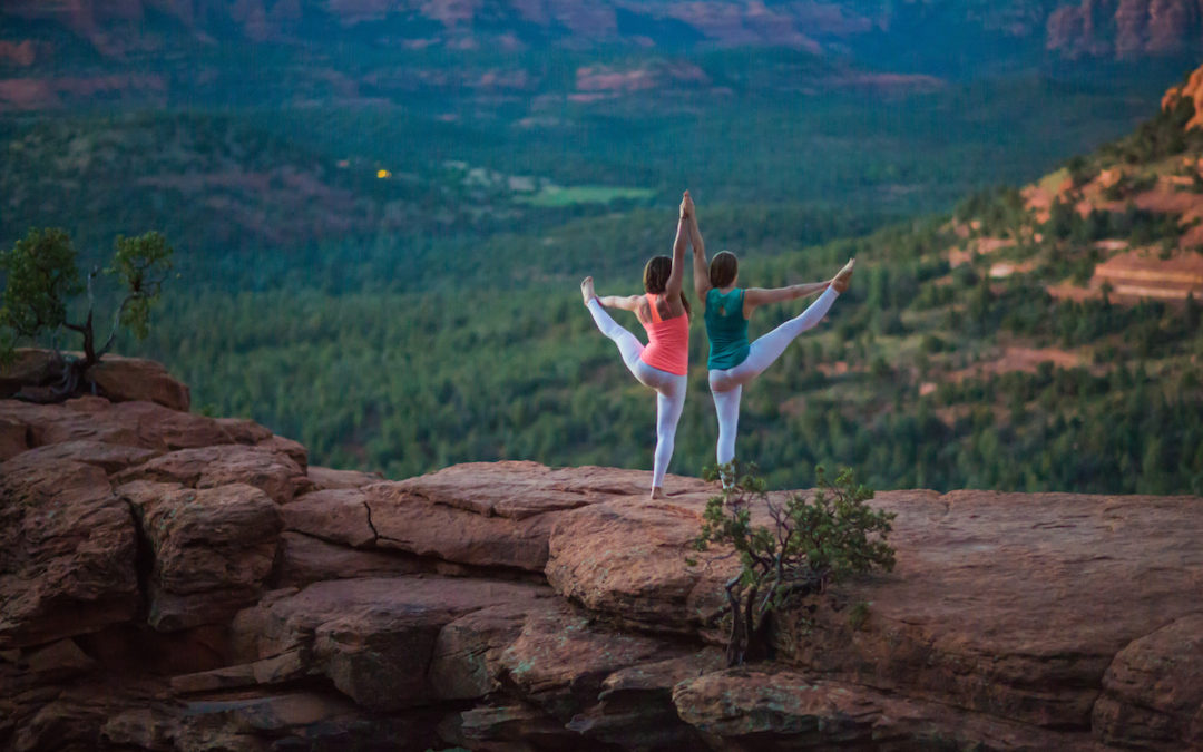 Yoga Magic in Sedona
