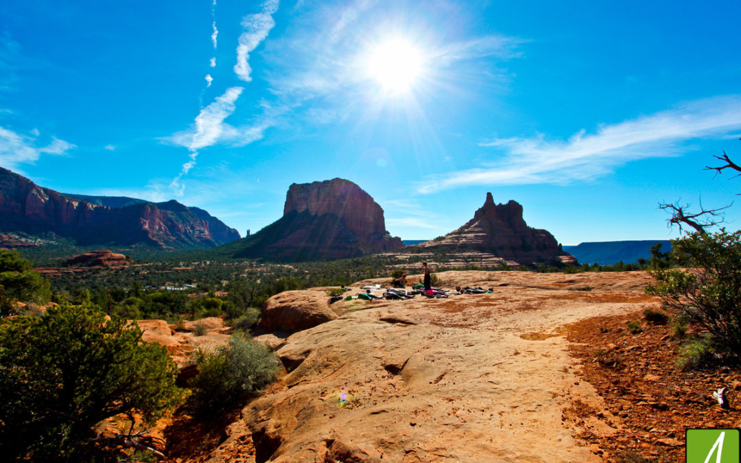 The Evolution Revolution: Sedona Yoga Festival Wrap Up! By SF Yoga Magazine