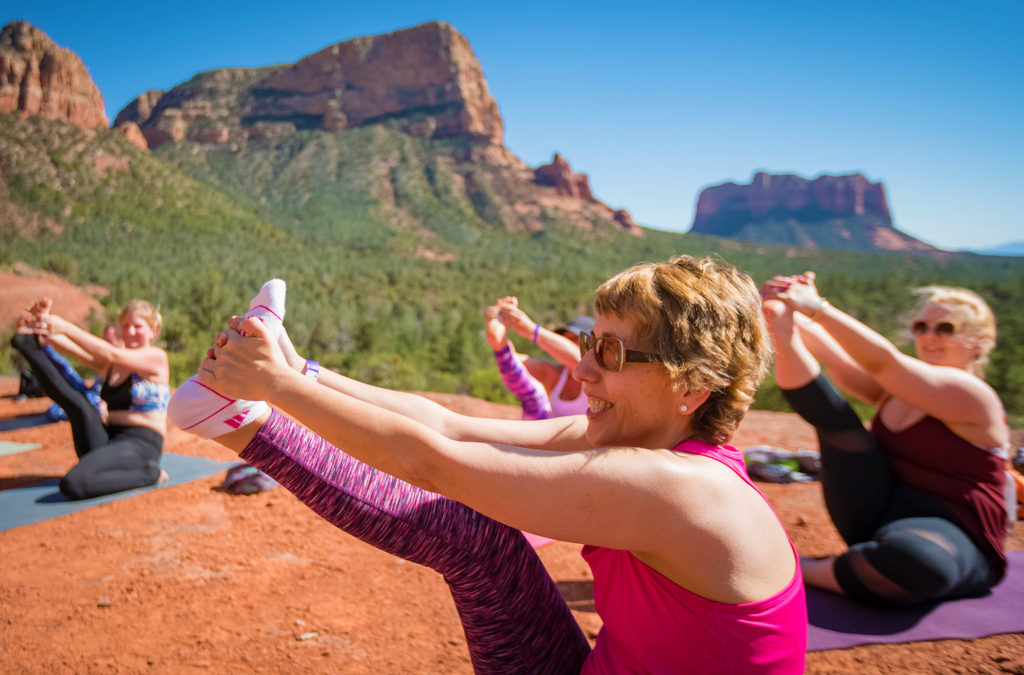 Happiness Reset at Sedona Yoga Festival