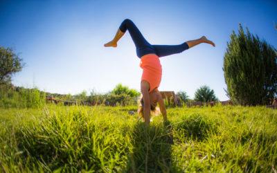 Kids Yoga is back for SYF2018!