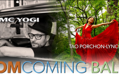 The 2018 OMcoming Ball featuring Tao Porchon-Lynch & MC YOGI !!!