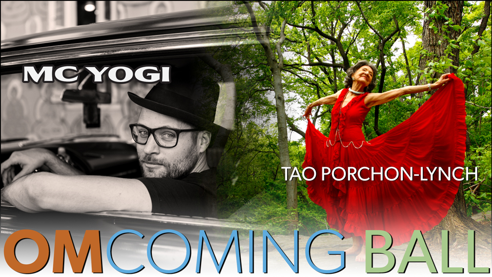 The 2018 OMcoming Ball featuring Tao Porchon-Lynch & MC YOGI !!!