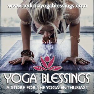 Sedona Yoga Blessings