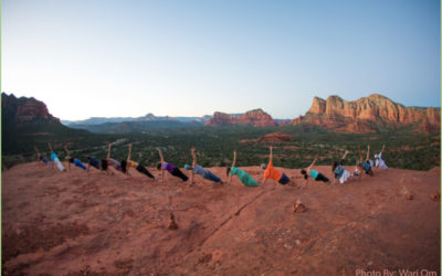 7 Reasons to Get Your Asana to Sedona:  Reason #7: NOW is the Time for Community