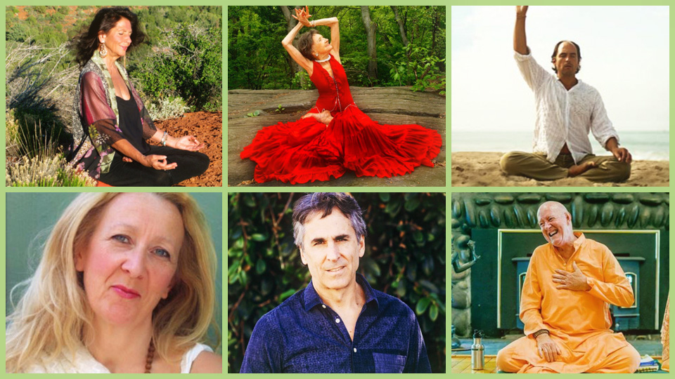 7 Reasons to Get Your Asana to Sedona:  Reason #5: Our Teachers are Sages for the Ages