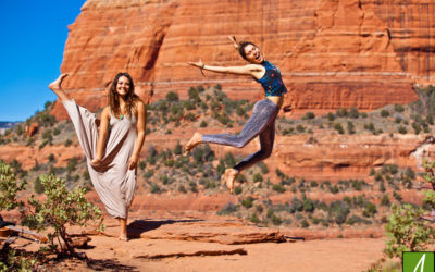 7 Reasons to Get Your Asana to Sedona: Reason #2: It's Freakin' Sedona, Y'all.