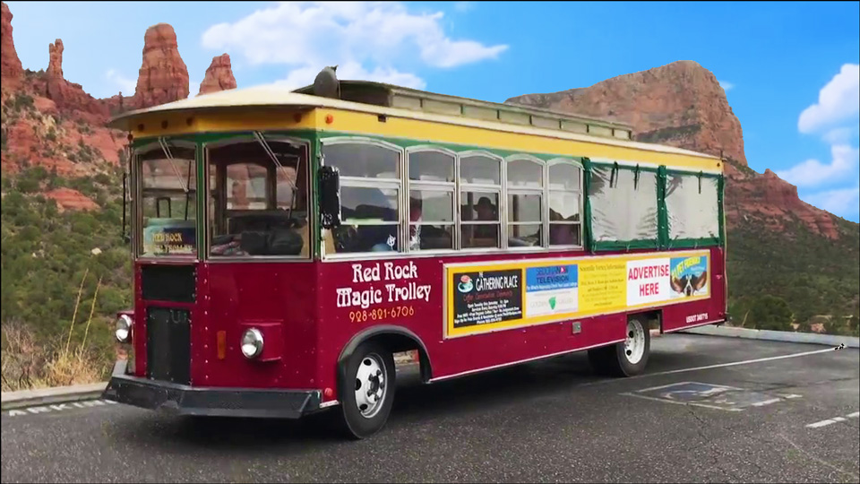 SYF2018 Red Rock Magic Trolley Schedule