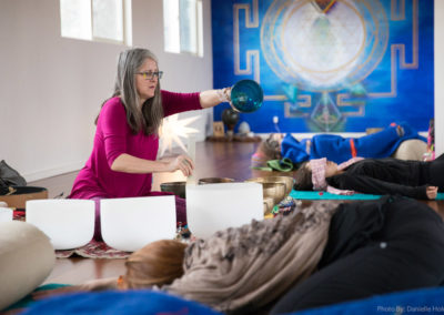 Sound Healing with Valerie Irons