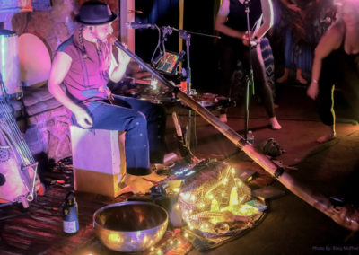 Sound Healing with Poranguí