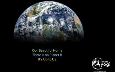 ClimateYogi: Awareness + Action