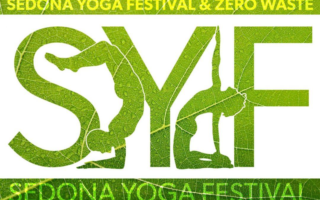 Sedona Yoga Festival & Zero Waste