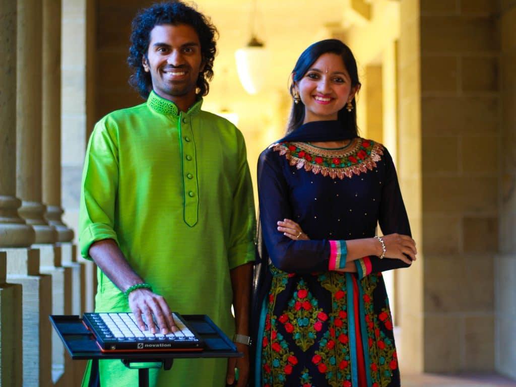 Aks & Lakshmi